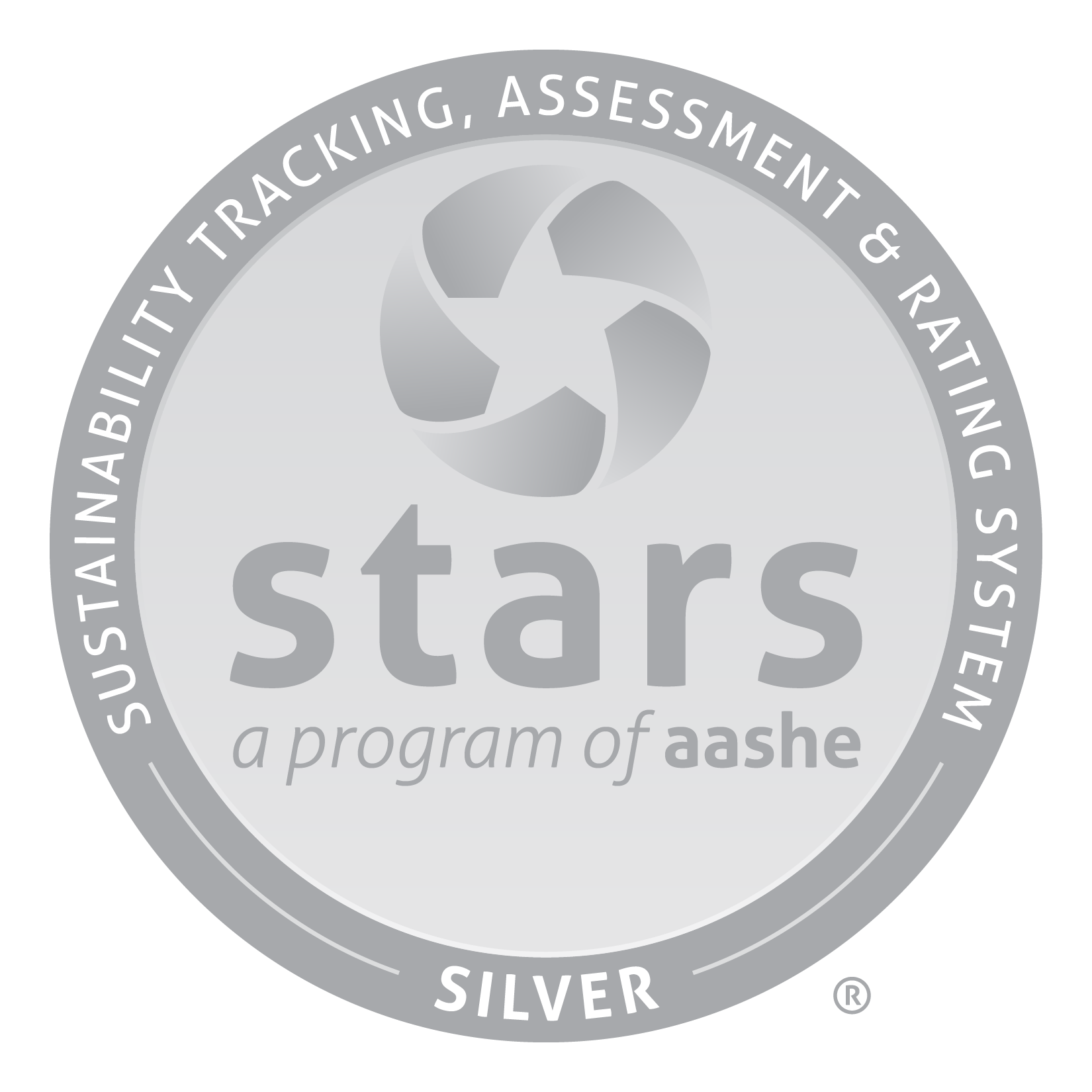 STARS Rating Silver seal