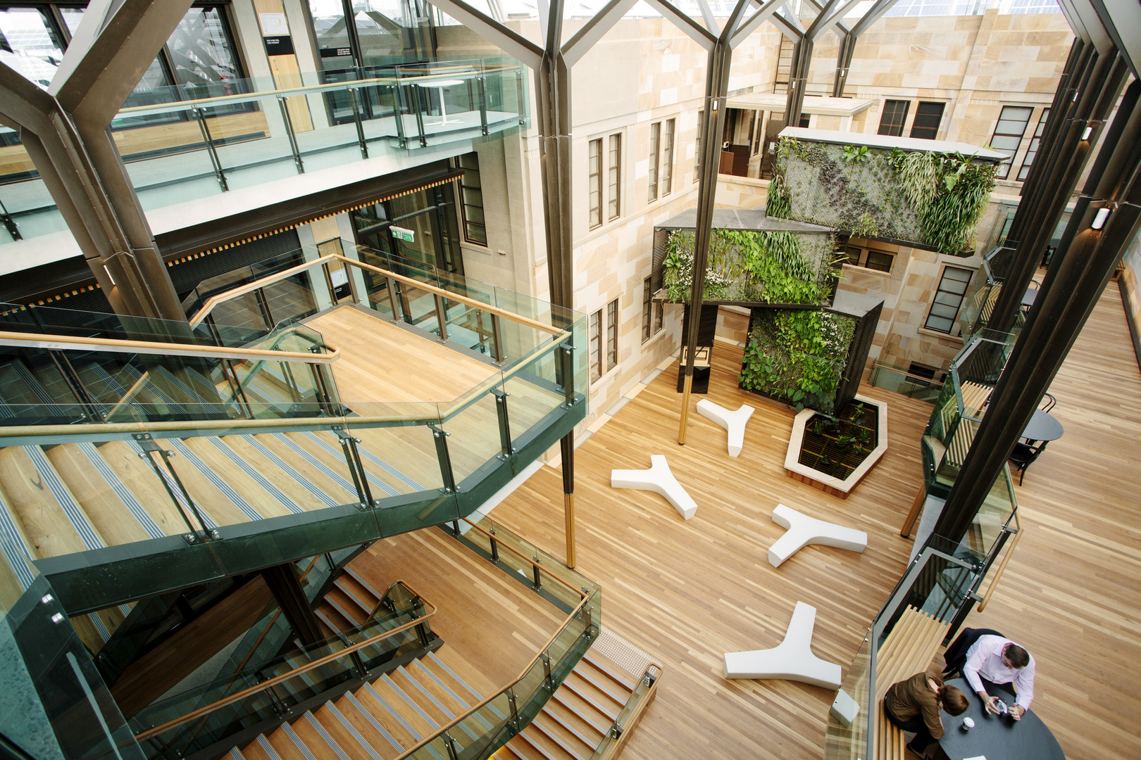 Sustainability Has Become An Integral Aspect Of Contemporary Architectural  Design.