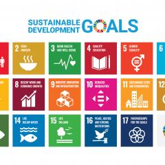 Poster for SDGs