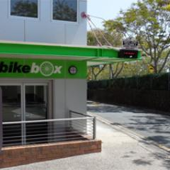 UQ Bike Box