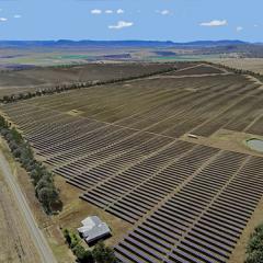 Warwick solar farm
